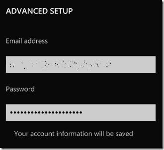 Windows 7 Phone Email Address